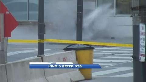Toronto police detonate suspicious package in Entertainment District