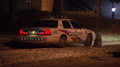 Man in hospital after Rexdale shooting