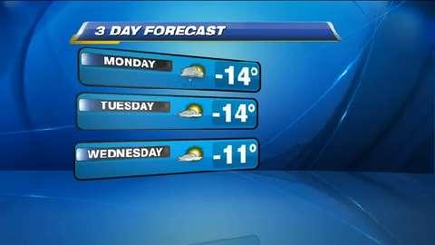 Morning Weather Webcast: Jan. 27, 2014