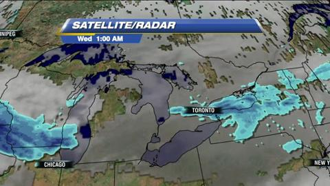 Morning Weather Webcast: March 5, 2014