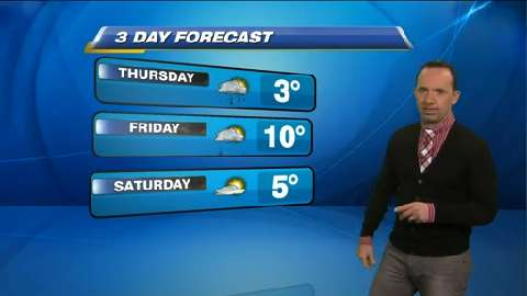 Morning Weather Webcast: March 27, 2014
