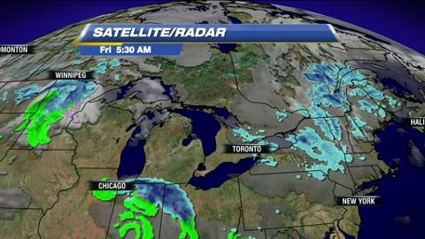 Morning Weather Webcast: March 21, 2014