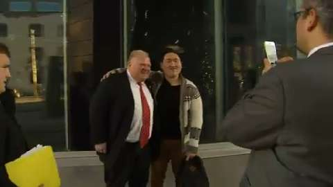 Toronto Mayor Rob Ford's debate performance 'surprising'