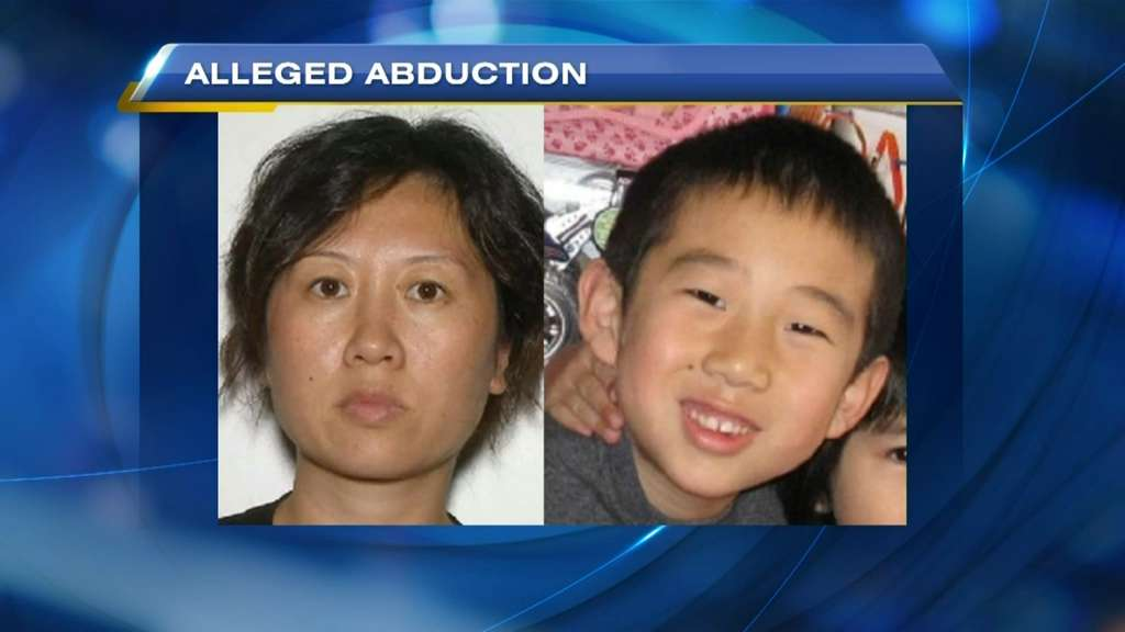Mississauga mom accused of abducting son, 8