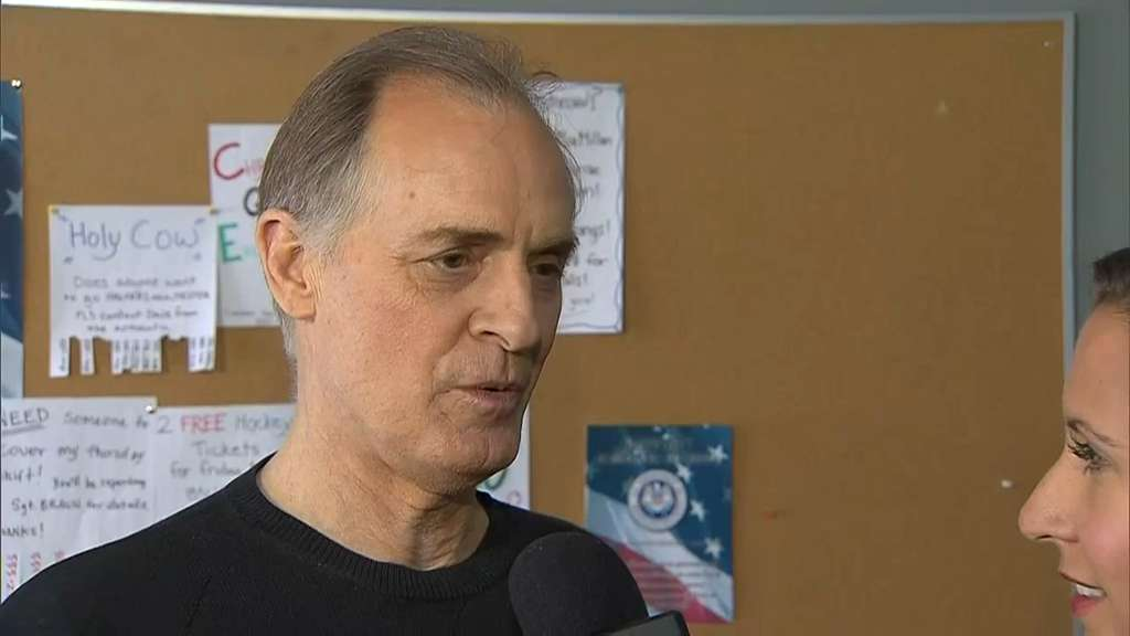 Clip - Keith Carradine on role in 'Fargo' TV series