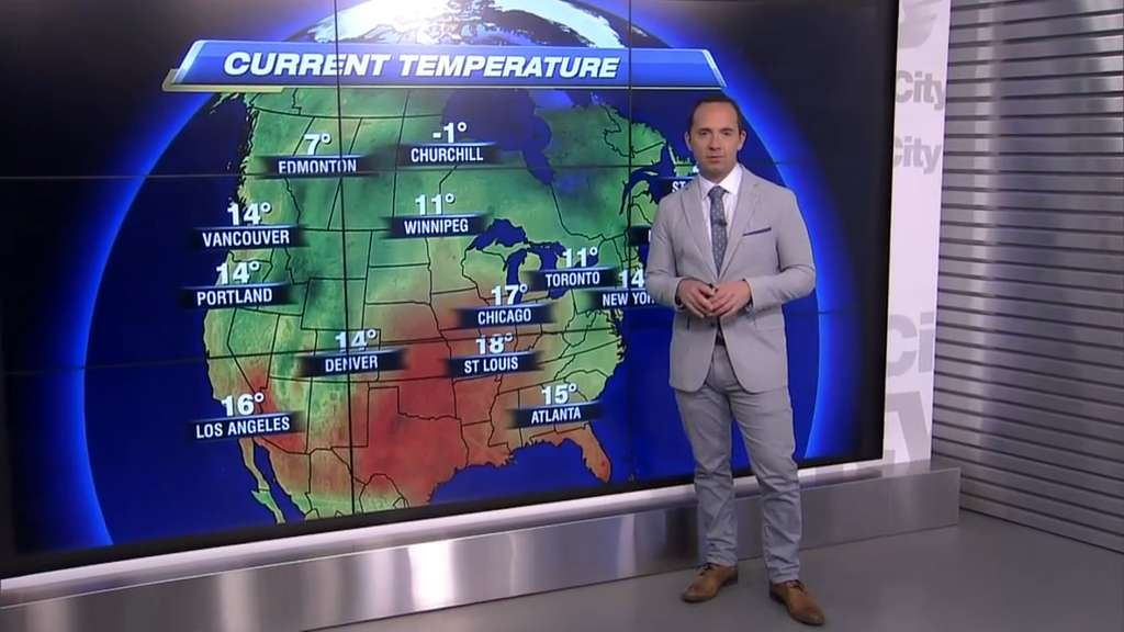 Morning Weather Webcast: May 20, 2014