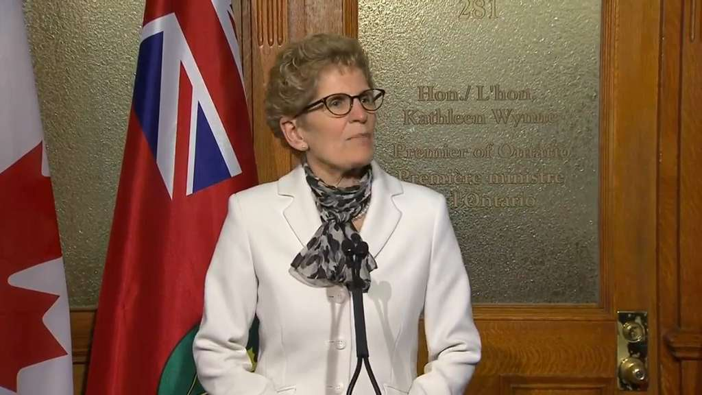 Ontario provincial election to take place on June 12