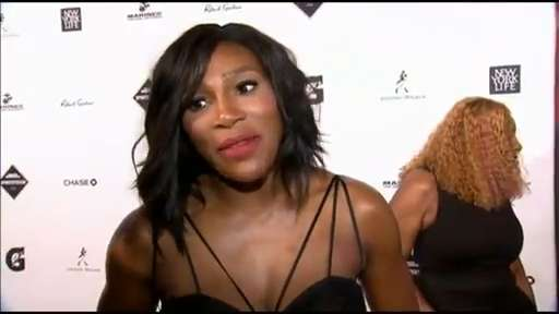 Entertainment City: Serena Williams honoured by Sports Illustrated
