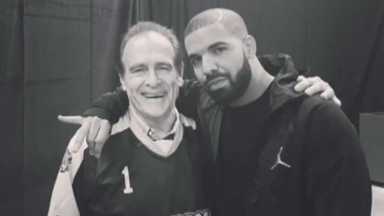 Video: Norm Kelly talks about his bromance with Drake