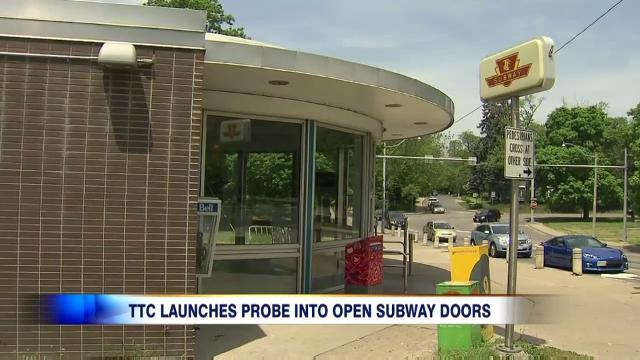 TTC passenger seeking answers after scary open subway door ride