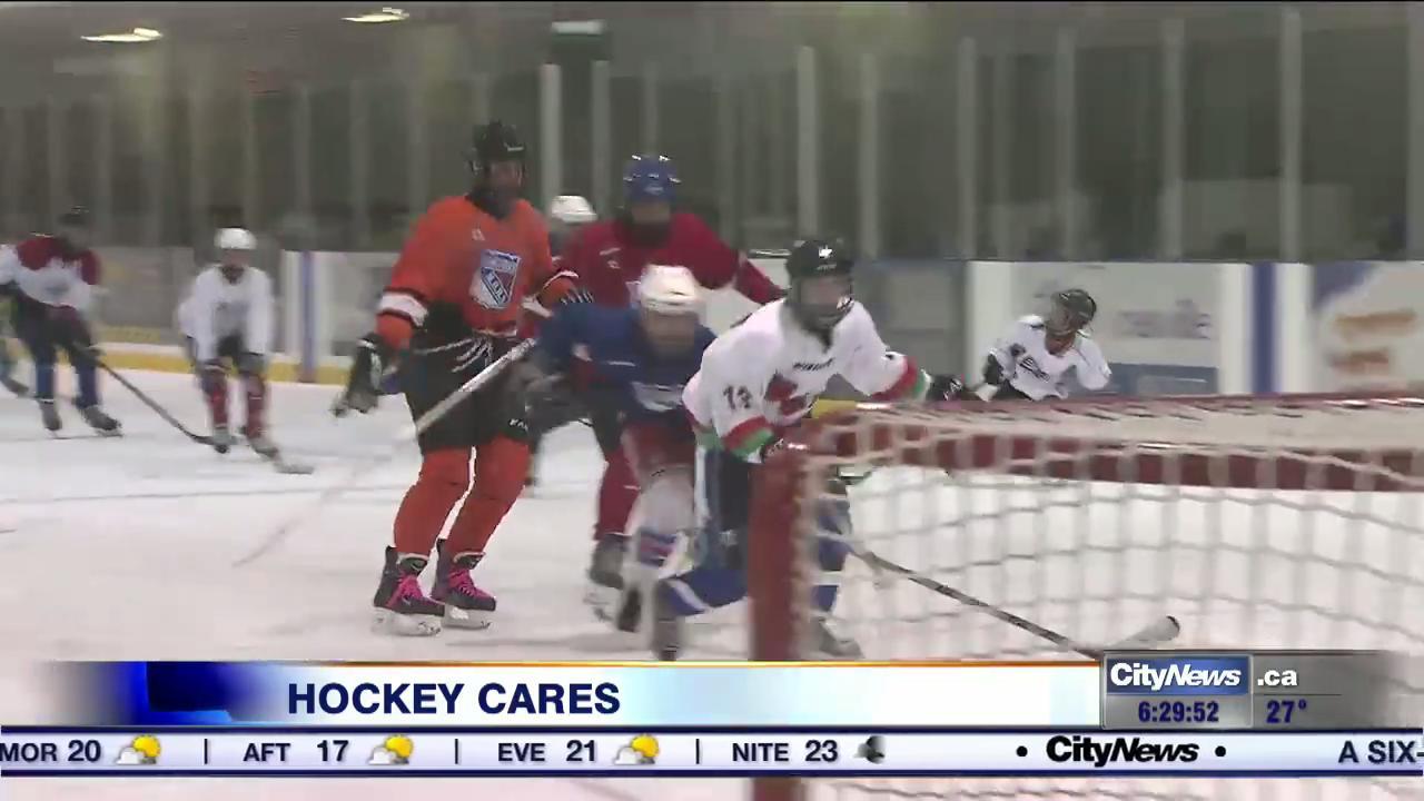 ... Cares' exchange program brings Attawapiskat players to Oakville