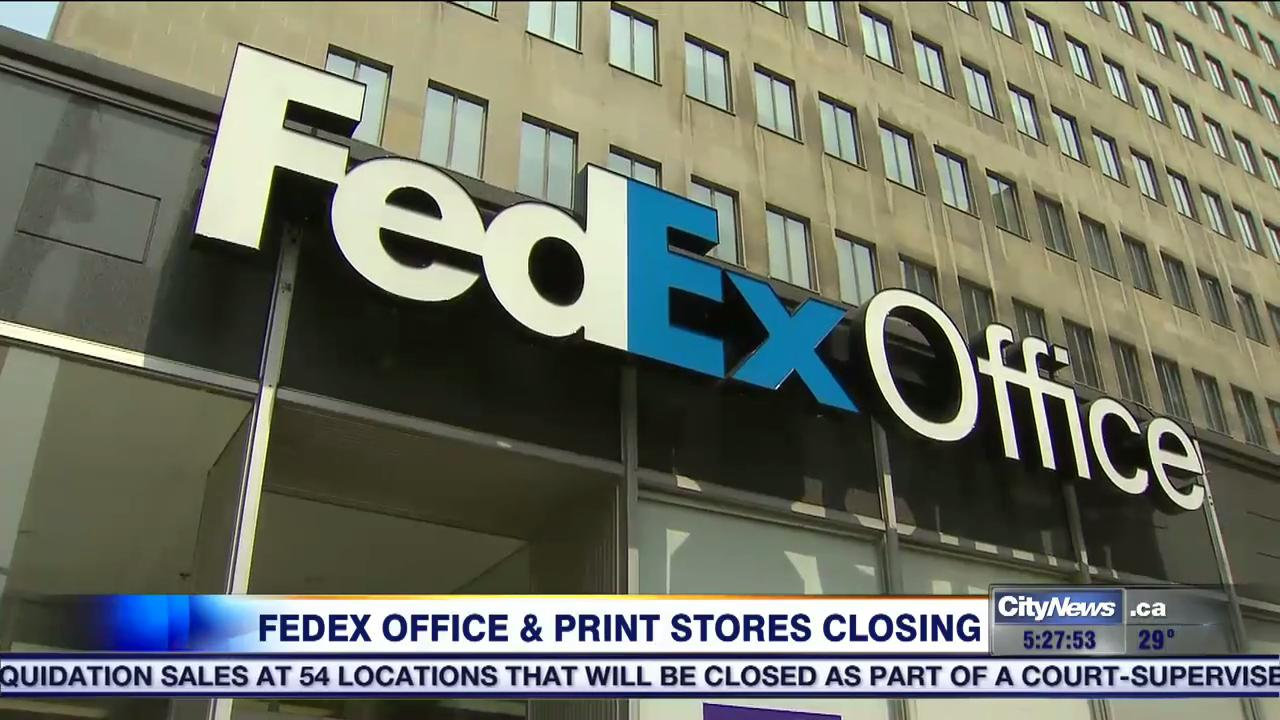 Cost of color printing at fedex - Business Report Fedex Closing Office And Print Stores In Canada