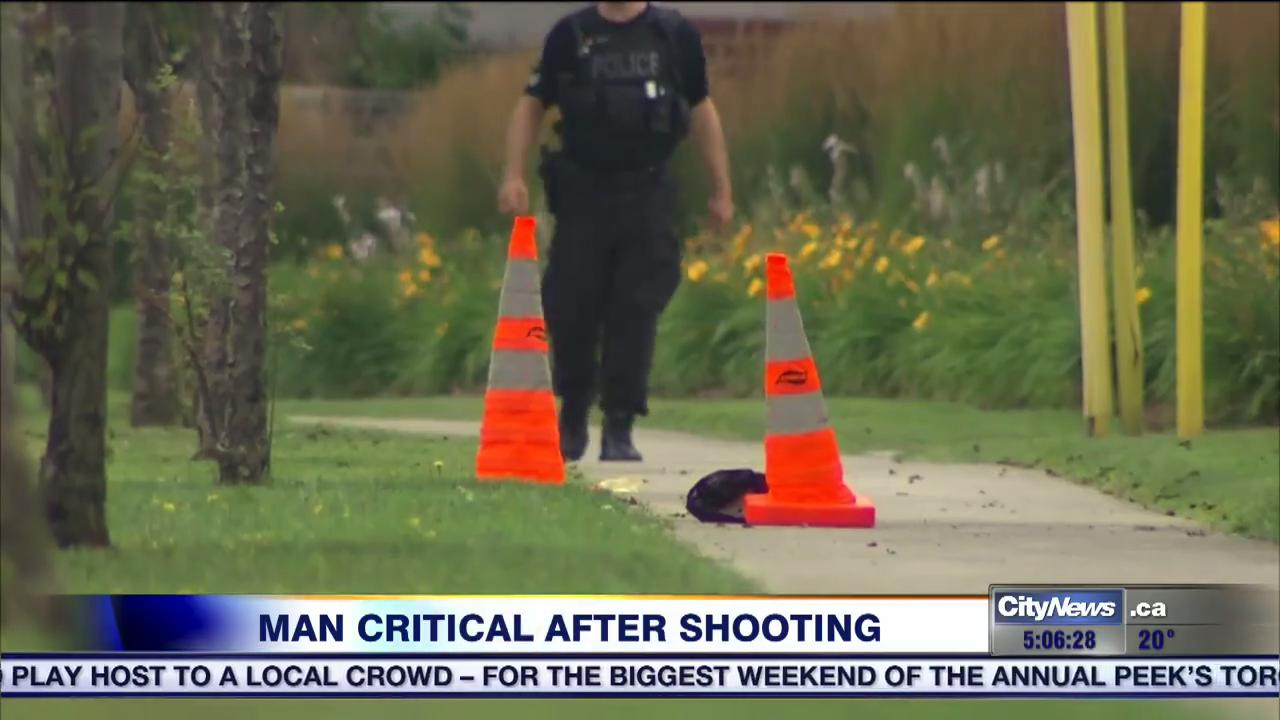 Video: 1 suspect arrested, 2 others sought in Oakville shooting