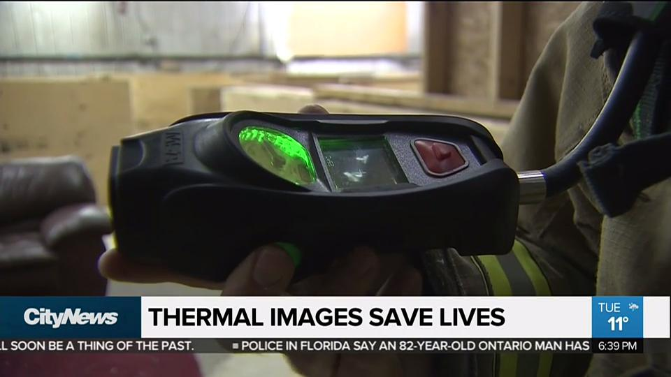 New thermal imaging tool helps find people trapped in burning buildings
