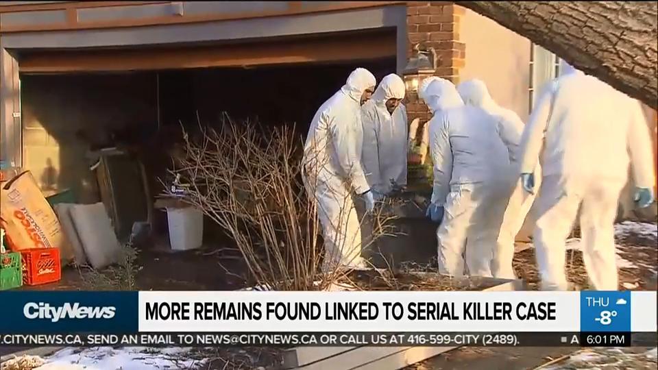 More remains found in Bruce McArthur murder investigation