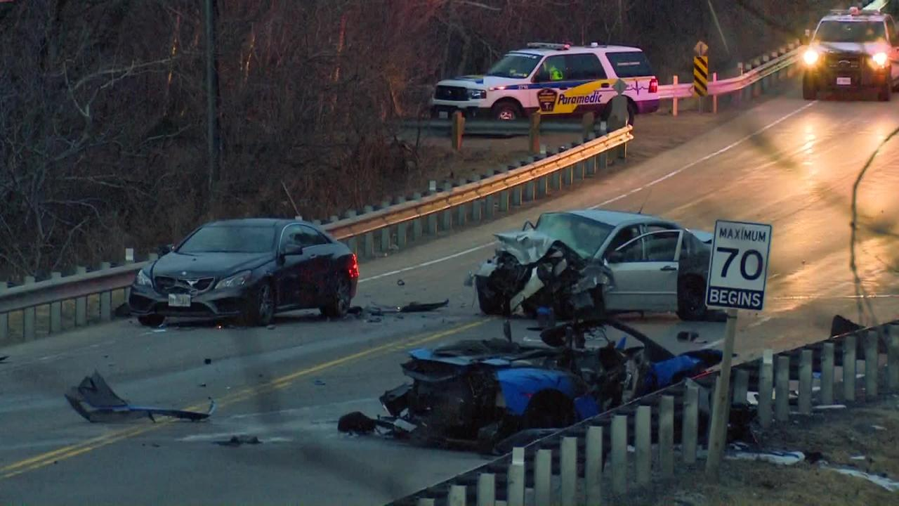 car crash in Richmond Hill claims the life of one person