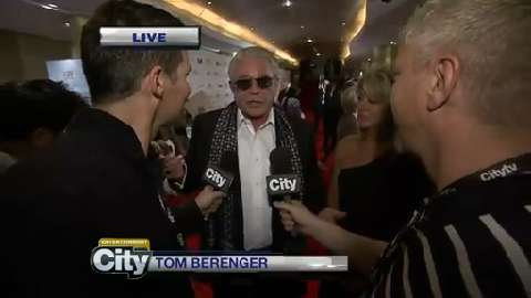 Raw video: Tom Berenger discusses 'The Big Chill 30th anniversary' at TIFF