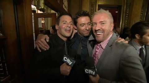 Raw video: Hugh Jackman talks about his role in 'Prisoners' at TIFF