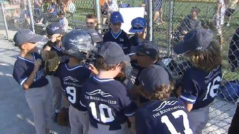 T-Ball Tuesday: September 10, 2013