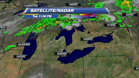 Morning Weather Webcast: Sept. 11, 2013